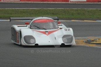 2010 Le Mans Group.C support race. Dunlop Chichane. Digital Ref : LW40D3452