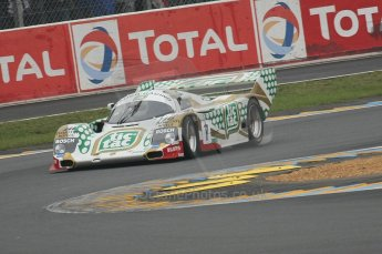 2010 Le Mans Group.C support race. Dunlop Chichane. Digital Ref : LW40D3592