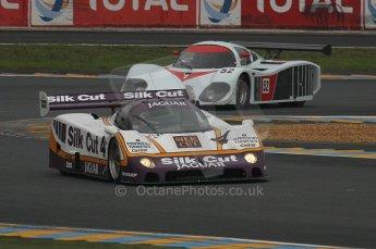 2010 Le Mans Group.C support race. Dunlop Chichane. Digital Ref : LW40D3766