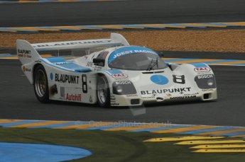 2010 Le Mans Group.C support race, Saturday June 12th 2010. Dunlop Chichane. Digital Ref : LW40D3782