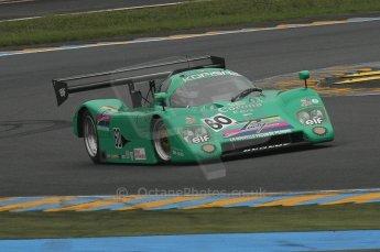 2010 Le Mans Group.C support race, Saturday June 12th 2010. Dunlop Chichane. Digital Ref : LW40D3819