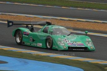 2010 Le Mans Group.C support race, Saturday June 12th 2010. Dunlop Chichane. Digital Ref : LW40D3823