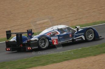 2010 Le Mans, Saturday June 12th 2010. Chapelle/Tertre Rouge. Digital Ref : LW40D4099