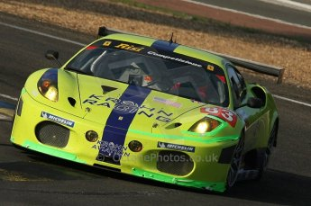 2010 Le Mans. Arnage Corner. Digital Ref : LW40D4267