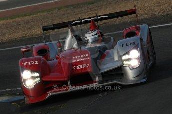 2010 Le Mans, Saturday June 12th 2010. Arnage Corner. Digital Ref : LW40D4722