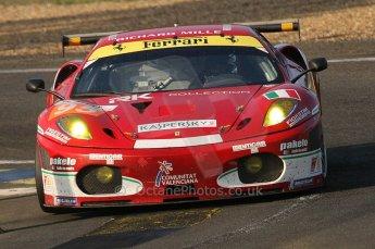 2010 Le Mans, Saturday June 12th 2010. Arnage Corner. Digital Ref : LW40D4851