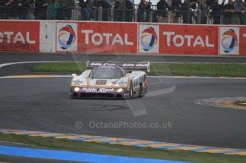 2010 Le Mans Group.C support race, Saturday June 12th 2010. Dunlop Chichane. Digital ref : CB7D5091