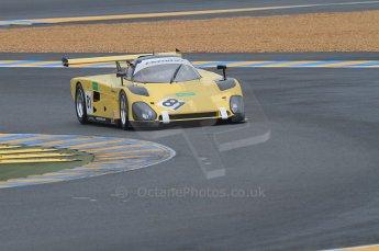 2010 Le Mans Group.C support race, Saturday June 12th 2010. Dunlop Chichane. Digital ref : CB7D5139
