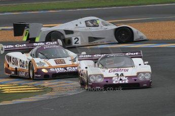 2010 Le Mans Group.C support race, Saturday June 12th 2010. Dunlop Chichane. Digital ref : CB7D5176