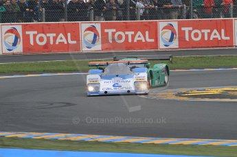 2010 Le Mans Group.C support race, Saturday June 12th 2010. Dunlop Chichane. Digital ref : CB7D5243