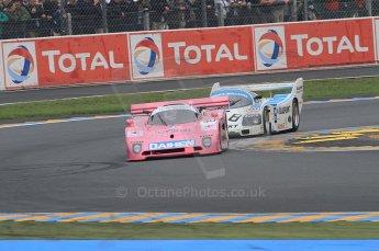 2010 Le Mans Group.C support race, Saturday June 12th 2010. Dunlop Chichane. Digital ref : CB7D5249