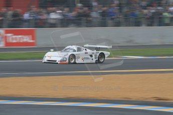 2010 Le Mans Group.C support race. Dunlop Chichane. Digital Ref : CB7D5404
