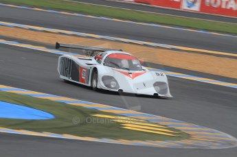 2010 Le Mans Group.C support race. Dunlop Chichane. Digital Ref : CB7D5459
