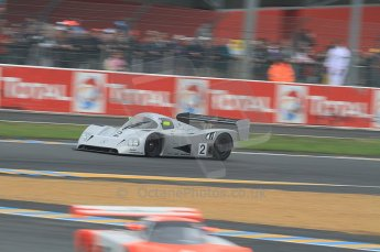 2010 Le Mans Group.C support race. Dunlop Chichane. Digital Ref : CB7D5469