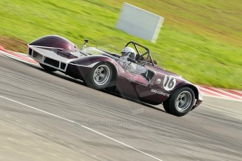 © Octane Photographic Ltd. 2010 Masters Racing - Donington September 4th 2010. World Sportscar Masters, Tero Corvette. Digital Ref : cb1d2311