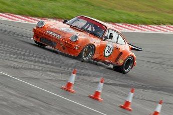 © Octane Photographic Ltd. 2010 Masters Racing - Donington September 4th 2010. World Sportscar Masters, Porsche 911RSR - Paul Howells/ Graham Howells. Digital Ref : cb1d2378