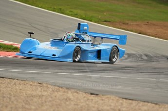 © Octane Photographic Ltd. 2010 Masters Racing - Donington September 4th 2010. Interserie Revival. March 75s - Mike Wrigley. Digital Ref : cb1d2731