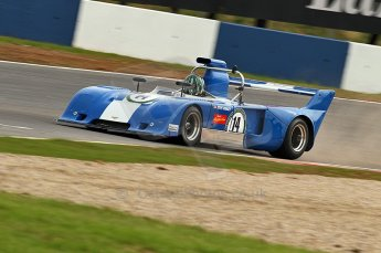 © Octane Photographic Ltd. 2010 Masters Racing - Donington September 4th 2010. Chevron B31 - Steve Hodges. Digital Ref : cb1d2760