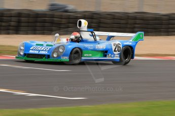 © Octane Photographic Ltd. 2010 Masters Racing - Donington September 4th 2010. Interserie Revival. Matra MS670 - Abba Kogan. Digital ref : CB7D5532