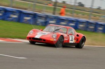 © Octane Photographic Ltd. 2010 Masters Racing - Donington September 4th 2010. Sports Racing Masters. Chevron B8 Edward Lovett. Digital Ref : CB7D6321