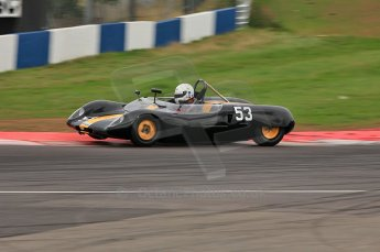 © Octane Photographic Ltd. 2010 Masters Racing - Donington September 4th 2010. Sports Racing Masters. Lotus 23B - Andrew Garside. Digital Ref : CB5D9930