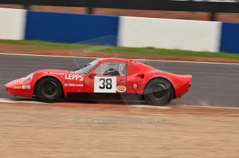 © Octane Photographic Ltd. 2010 Masters Racing - Donington September 4th 2010. Sports Racing Masters. Chevron B8 - Edward Lovett. Digital Ref : CB5D9937