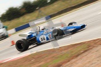 World © Octane Photographic 2010. 2010 Donington Revived! meeting, September 4th 2010. MastersGP - Historic Formula 1, Historic F1. Matra. Digital ref : 0029CB7D5898