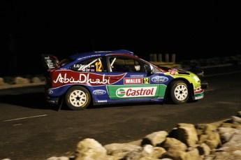 © North One Sport Limited 2010/ Octane Photographic Ltd. 2010 WRC Great Britain SS1, Thursday 11th November 2010. Digital Ref : 0115CB1D9776