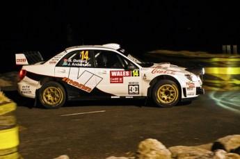 © North One Sport Limited 2010/ Octane Photographic Ltd. 2010 WRC Great Britain SS1, Thursday 11th November 2010. Digital Ref : 0115CB1D9782