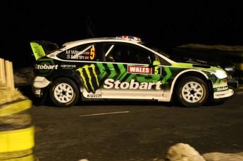 © North One Sport Limited 2010/ Octane Photographic Ltd. 2010 WRC Great Britain SS1, Thursday 11th November 2010. Digital Ref : 0115CB1D9809