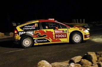 © North One Sport Limited 2010/ Octane Photographic Ltd. 2010 WRC Great Britain SS1, Thursday 11th November 2010. Digital Ref : 0115CB1D9835