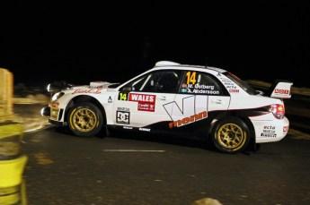 © North One Sport Limited 2010/ Octane Photographic Ltd. 2010 WRC Great Britain SS1, Thursday 11th November 2010. Digital Ref : 0115CB1D9887