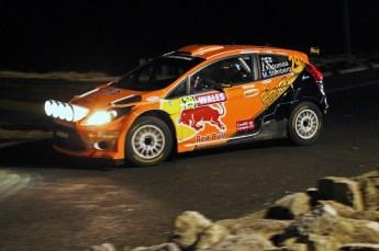 © North One Sport Limited 2010/ Octane Photographic Ltd. 2010 WRC Great Britain SS1, Thursday 11th November 2010. Digital Ref : 0115CB1D9998