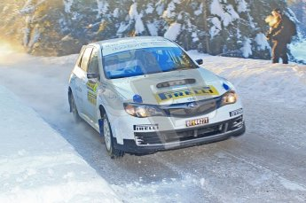 © North One Sport Ltd.2010 / Octane Photographic Ltd.2010. WRC Sweden SS9 Run ii. February 13th 2010. Digital Ref : 0209cb1d2073