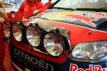 © North One Sport Limited 2010/ Octane Photographic Ltd. 2010 WRC Great Britain Shakedown, Wednesday 10th November 2010. Sebastien Loeb/ Daniel Elena, Citroen C4 WRC. Digital Ref : 0035CB1D9263