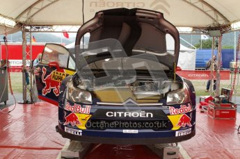 © North One Sport Limited 2010/ Octane Photographic Ltd. 2010 WRC Germany Service : Digital Ref : 0213lw7d2588
