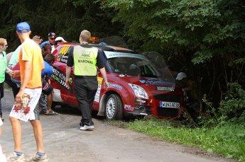 © North One Sport Ltd.2010 / Octane Photographic Ltd. 2010 WRC Germany SS13 Freisen Westrich II, 21st August 2010. Digital Ref : 0161cb1d7028