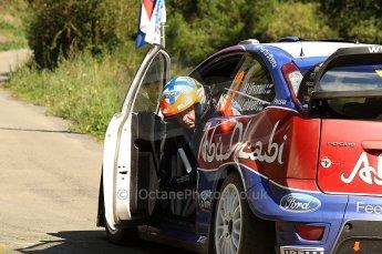 © North One Sport Ltd.2010 / Octane Photographic Ltd. 2010 WRC Germany SS13 Freisen Westrich II, 21st August 2010. Digital Ref : 0161cb1d7198
