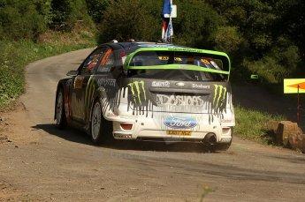© North One Sport Ltd.2010 / Octane Photographic Ltd. 2010 WRC Germany SS13 Freisen Westrich II, 21st August 2010. Digital Ref : 0161cb1d7358