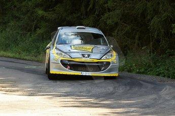 © North One Sport Ltd.2010 / Octane Photographic Ltd. 2010 WRC Germany SS13 Freisen Westrich II, 21st August 2010. Digital Ref : 0161cb1d7534
