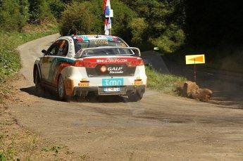 © North One Sport Ltd.2010 / Octane Photographic Ltd. 2010 WRC Germany SS13 Freisen Westrich II, 21st August 2010. Digital Ref : 0161cb1d7556