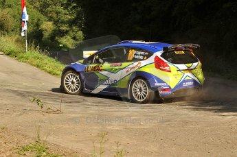 © North One Sport Ltd.2010 / Octane Photographic Ltd. 2010 WRC Germany SS13 Freisen Westrich II, 21st August 2010. Digital Ref : 0161cb1d7653