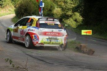 © North One Sport Ltd.2010 / Octane Photographic Ltd. 2010 WRC Germany SS13 Freisen Westrich II, 21st August 2010. Digital Ref : 0161cb1d7827