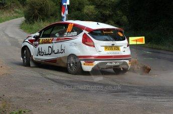 © North One Sport Ltd.2010 / Octane Photographic Ltd. 2010 WRC Germany SS13 Freisen Westrich II, 21st August 2010. Digital Ref : 0161cb1d7912