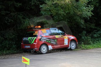 © North One Sport Ltd.2010 / Octane Photographic Ltd. 2010 WRC Germany SS13 Freisen Westrich II, 21st August 2010. Digital Ref : 0161lw7d6393