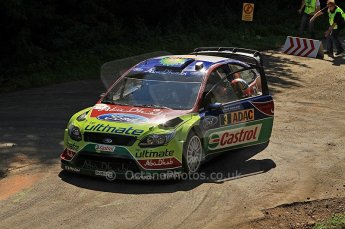 © North One Sport Ltd.2010 / Octane Photographic Ltd. 2010 WRC Germany SS13 Freisen Westrich II, 21st August 2010. Digital Ref : 0161lw7d6613