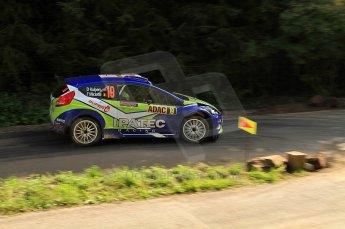 © North One Sport Ltd.2010 / Octane Photographic Ltd. 2010 WRC Germany SS13 Freisen Westrich II, 21st August 2010. Digital Ref : 0161lw7d7043
