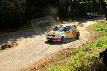 © North One Sport Ltd.2010 / Octane Photographic Ltd. 2010 WRC Germany SS13 Freisen Westrich II, 21st August 2010. Digital Ref : 0161lw7d7139