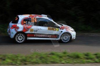 © North One Sport Ltd.2010 / Octane Photographic Ltd. 2010 WRC Germany SS13 Freisen Westrich II, 21st August 2010. Digital Ref : 0161lw7d7284