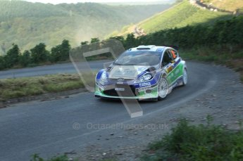 © North One Sport Ltd. 2010 / Octane Photographic Ltd. 2010 WRC Germany SS15, 22st August 2010. Digital Ref: 0210cb1d8292